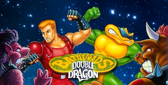 Battletoads & Double Dragon - The Ultimate Team Game