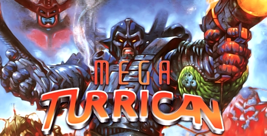 Mega Turrican Game