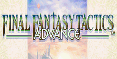 Final Fantasy Tactics Advance