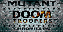 Doom Troopers - The Mutant Chronicles