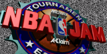 NBA Jam Tournament Edition 32X