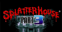 Splatter House 3