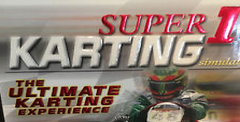 Super 1 Karting Simulation
