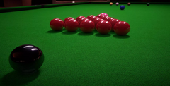 Virtual Snooker