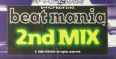 Beatmania 2nd Mix