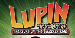 Lupin The Third Treasure of The Sorcerer King