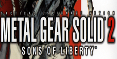 Metal Gear Solid 2: Sons Of Liberty