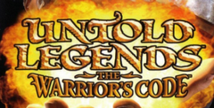 Untold Legends 2: The Warrior's Code
