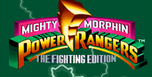 Mighty Morphin Power Rangers Fighting Edition