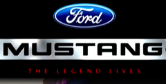 Ford Mustang: The Legend Lives