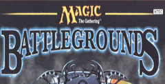 Magic: The Gathering Battlegrounds
