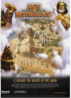 Age of Mythology Poster