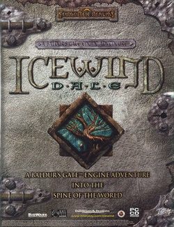Icewind Dale Poster