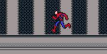Spider-Man GBC Screenshot