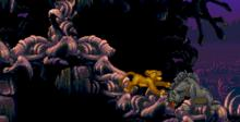 The Lion King Genesis Screenshot