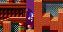 Sonic the Hedgehog Genesis Screenshot