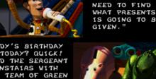 Toy Story Genesis Screenshot
