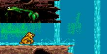 The Lion King GameGear Screenshot