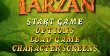 Disney's Tarzan Nintendo 64 Screenshot