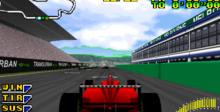F1 Pole Position 64 Nintendo 64 Screenshot