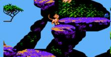 The Lion King NES Screenshot