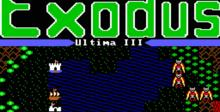 Ultima 3: Exodus PC Screenshot