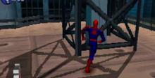 Spider-Man Playstation Screenshot