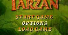 Tarzan Playstation Screenshot