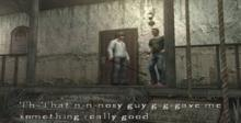 Silent Hill 4 The Room Playstation 2 Screenshot