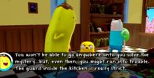 Adventure Time Finn and Jake Investigations Playstation 3 Screenshot