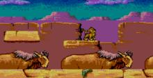 The Lion King Sega Master System Screenshot