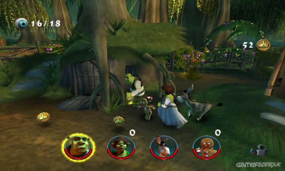 Shrek 2 games pc old casinos