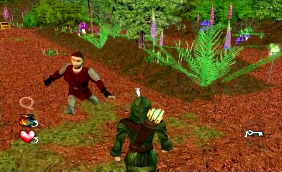 Скачать robin hood's quest  ГеймФабрика